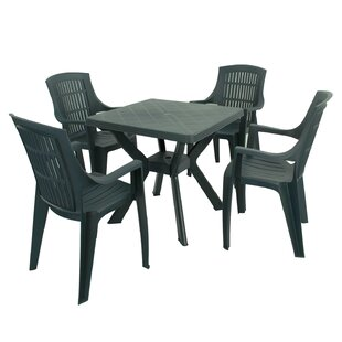 Livia 4 Seater Dining Set By Sol 72 Outdoor