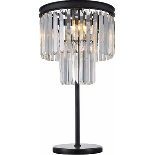 Shop For Brennan Charmed 26 Table Lamp By Rosdorf Park