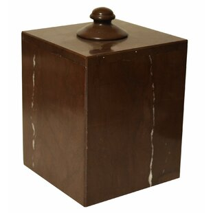 Red Barrel Studio Polished Marble Gallatin Tissue Box Cover
