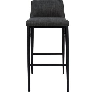 Bowser 29.6 Bar Stool Brayden Studio