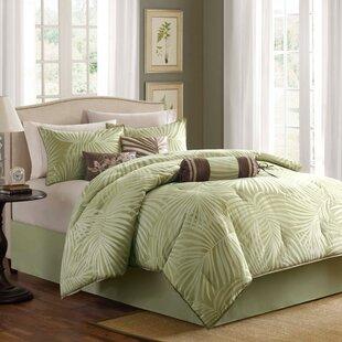 Beachcrest Home Grider 7 Piece Comforter Set