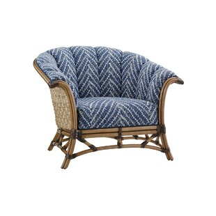 Coupon Twin Palms Armchair by Tommy Bahama Home Reviews (2019) & Buyer's Guide
