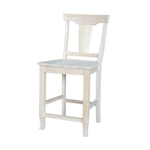 Price comparison Laurier 24 Bar Stool by August Grove Reviews (2019) & Buyer's Guide