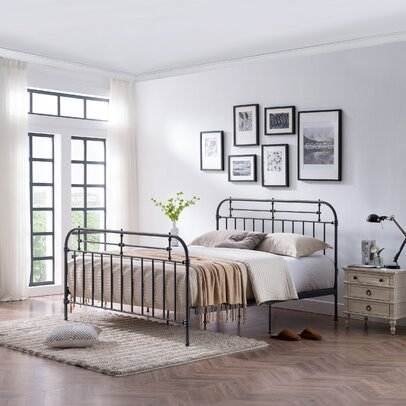 100+ Bedroom, Industrial Design Ideas | Wayfair
