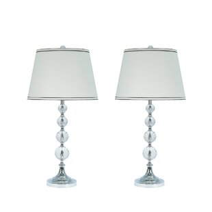 Aspen Creative Corporation 30'' Table Lamp (Set of 2)