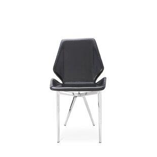 Orren Ellis Orlandi Upholstered Dining Chair (Set of 2)
