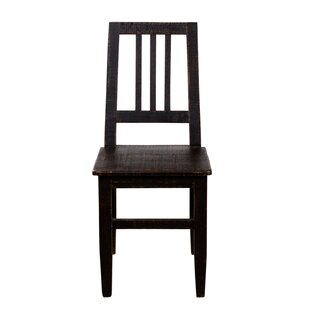 Brackin Dining Chair (Set of 2) by Bungal..
