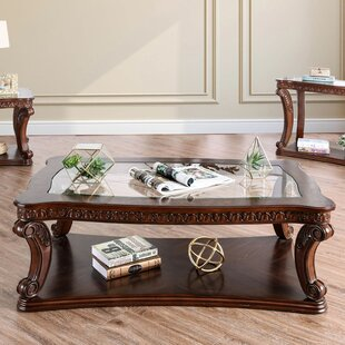 Tata Coffee Table by Astoria Grand