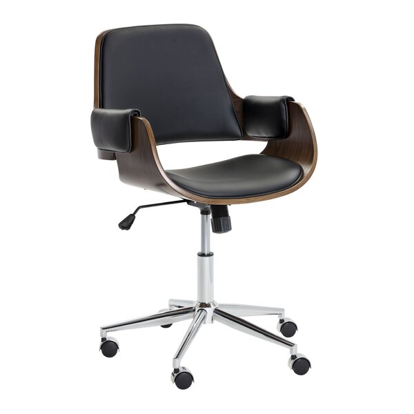 Sunpan Modern Kellan Low-Back Desk Chair   Wayfair on names of different types of chairs, low back medical chairs, cypress table chairs, low back sofa chair, low back side chairs, low back plastic chair, low back executive chairs, low back ottomans, low comfortable chairs, low-back wood chairs, low back pool chairs, low back headboards, low back task chairs, low back accent chairs, low back ergonomic chairs, low back beach chairs, low back living room furniture, low back conference chair, high back office chairs, low japanese chairs,