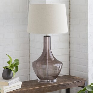 Reviews Echo 30.5 Table Lamp By Brayden Studio