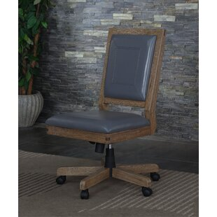 Bluegrass Genuine Leather Task Chair