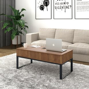 Valero Lift Top Coffee Table by Brayden Studio