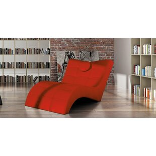 Order Dickman Chaise Lounge by Orren Ellis Reviews (2019) & Buyer's Guide