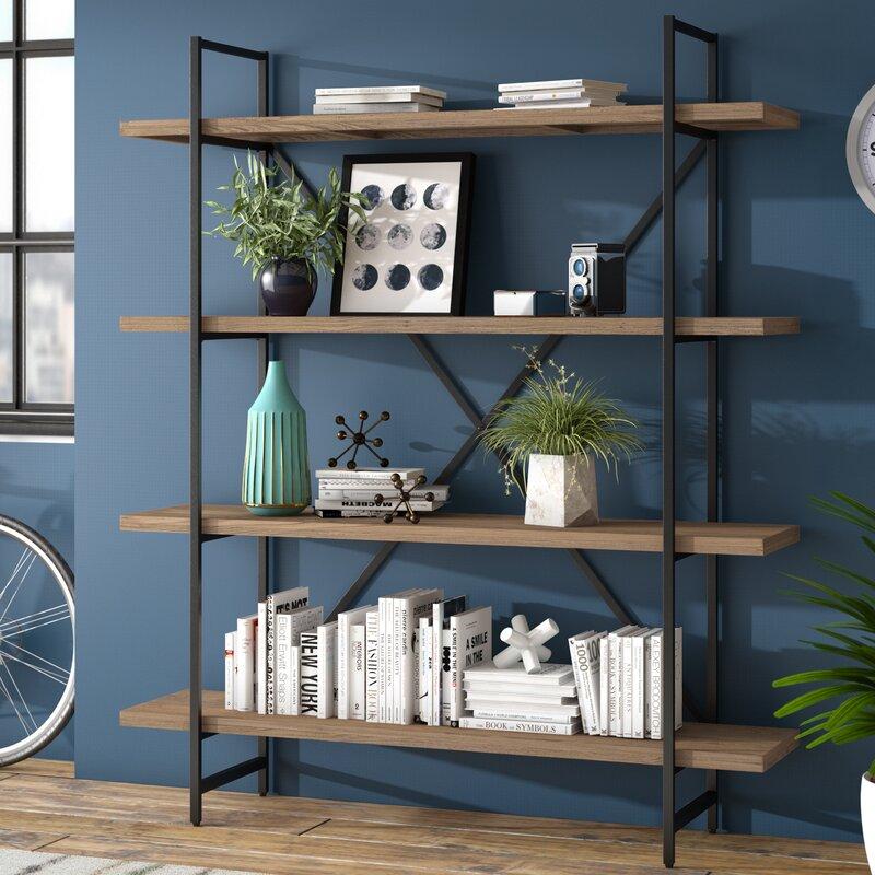 Zipcode Design Champney Modern Etagere Bookcase & Reviews