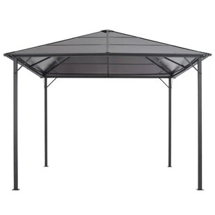 3m X 3m Aluminium And Steel Party Tent By Freeport Park