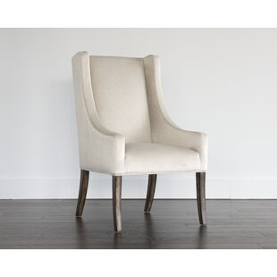 Irongate Aiden Upholstered Dining Chair Sunpan Modern