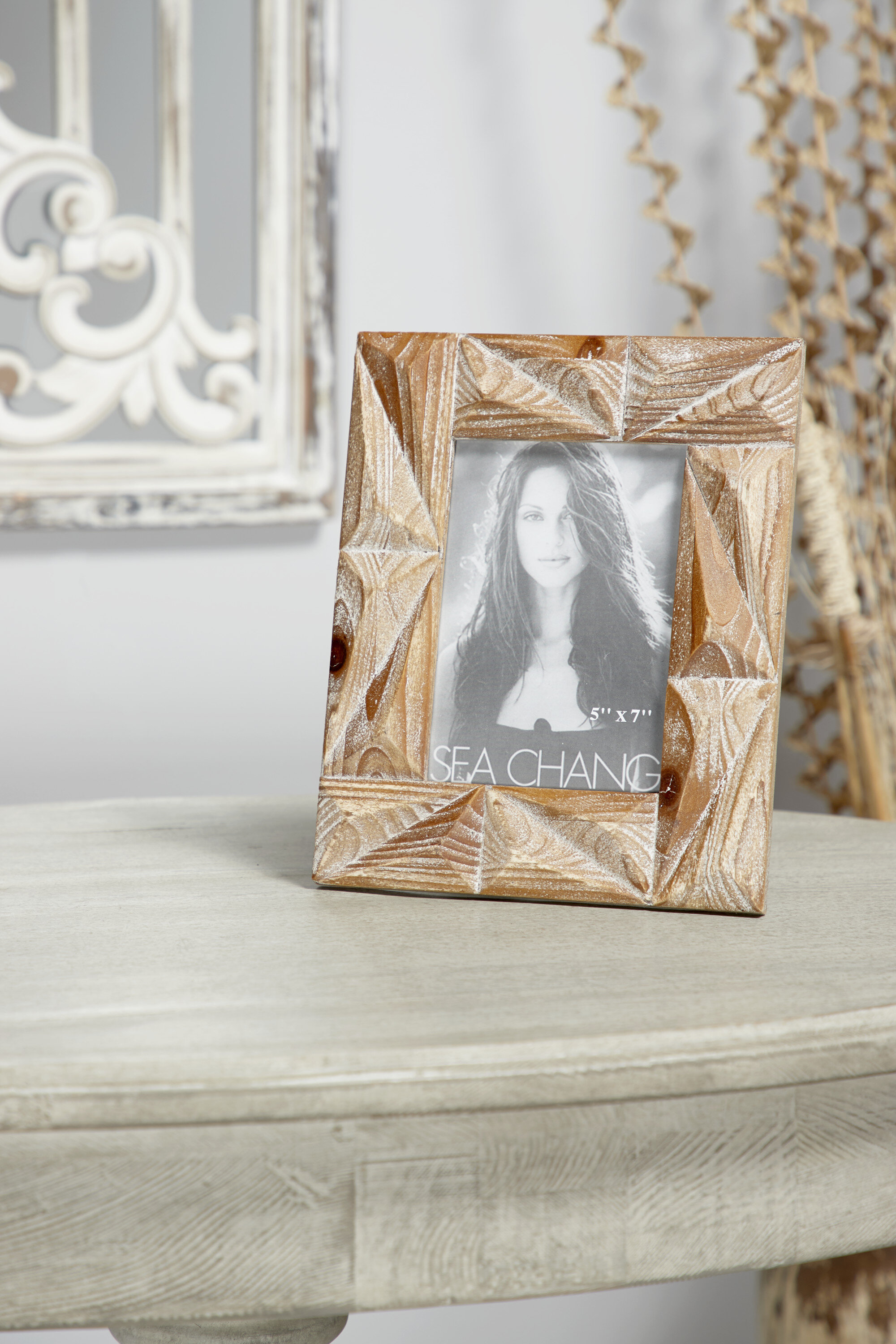 Brown Rustic Picture Frames You Ll Love In 2021 Wayfair