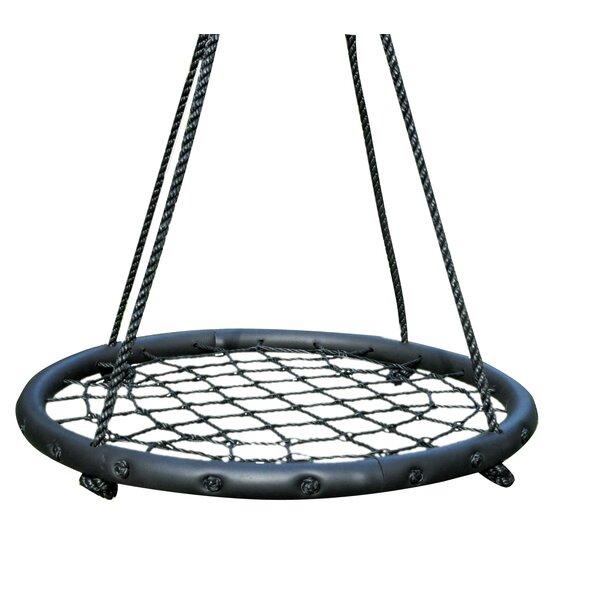 freeport park miracle web spinner swing chair wayfair