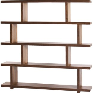 Corinna Geometric Bookcase by Brayden Studio