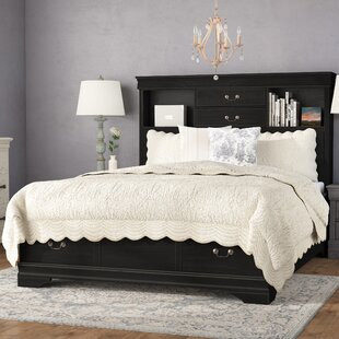 Guffey Storage Platform Bed