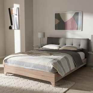 Ellefson Upholstered Platform Bed By Brayden Studio