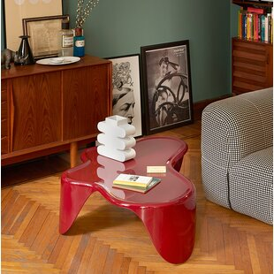 Lacy Plastic/Resin Coffee Table by Brayde..
