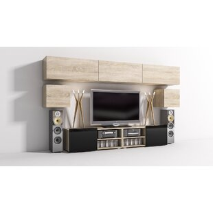 Garces Entertainment Unit For TVs Up To 55