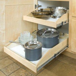 Kitchen Cabinet Pull Out Shelf Wayfair Ca