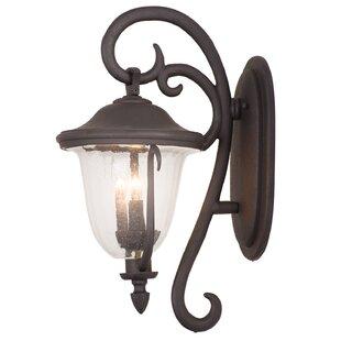 Shopping for Santa Barbara 2-Light Outdoor Wall Lantern By Kalco