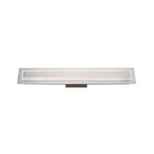 Brayden Studio Gearhart 1-Light LED Bath Bar