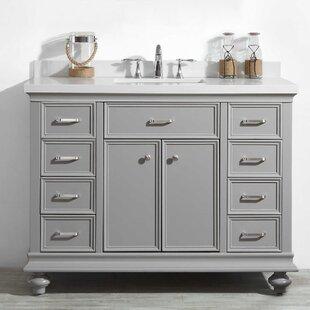 Weisner 48 Single Bathroom Vanity Set by Alcott Hill