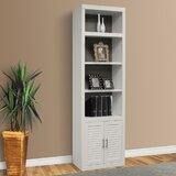 Bantice Library Bookcase by Ebern Designs