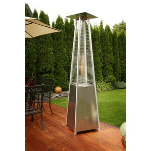 Charming The Pyramid 42,000 BTU Propane Patio Heater