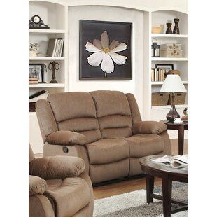 Dedmond Reclining Loveseat by Winston Porter Best #1