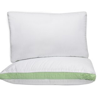 Sweet Home Collection Iso Pedic Hypoallergenic Fill Firm Polyfill Pillow