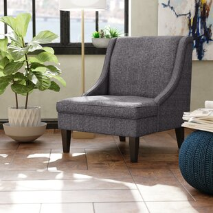 Compare prices Janiyah Slipper Chair by Ivy Bronx Reviews (2019) & Buyer's Guide