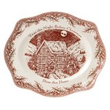 Christmas Platters And Trays.Trays Christmas Serving Dishes Platters You Ll Love In