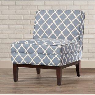 Brayden Studio Mayberry Slipper Chair