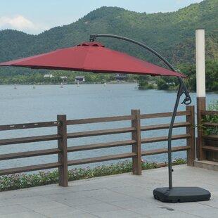Jalynn 10' Cantilever Umbrella by Andover Mills