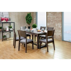 Andy 7 Piece Dining Set by Brayden Studio