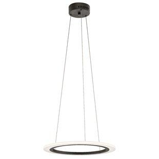 Orren Ellis Roybal 1-Light LED Pendant