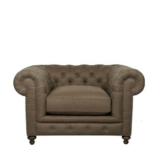 Cigar Chesterfield Chair by Curations Limited