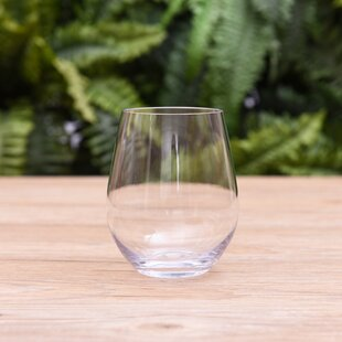 Nuglass 20 oz. Plastic Stemless Wine Glass (Set of 6)