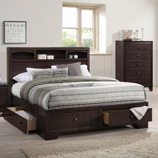 Red Barrel Studio Mair Storage Platform Bed