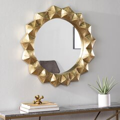 Brass Round Mirrors You Ll Love In 2021 Wayfair