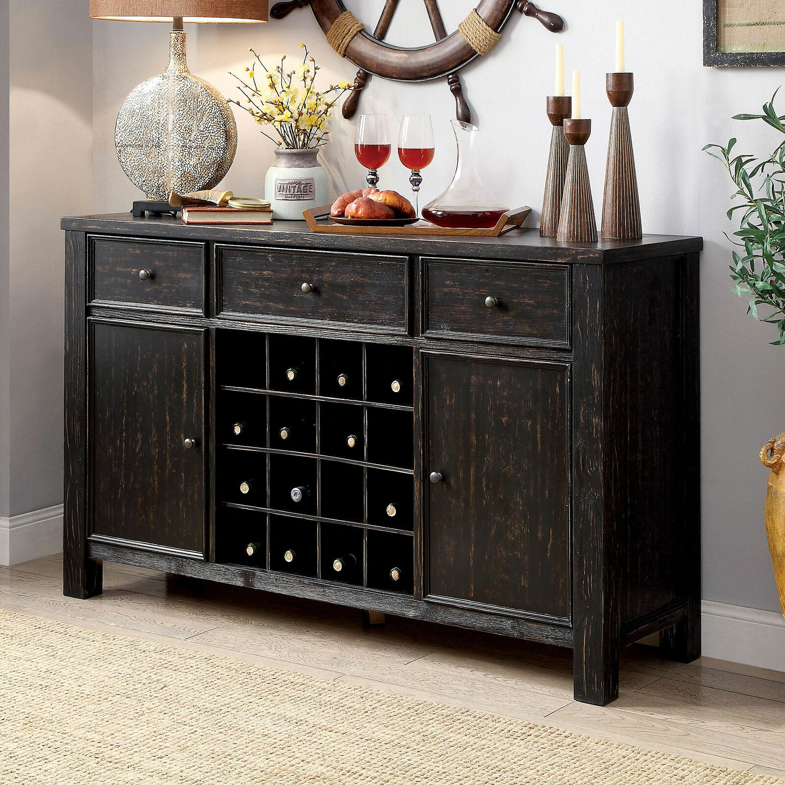 Breakwater Bay Hartigan Sideboard Wayfair