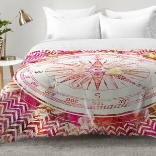 Follow Your Own Path Comforter Set by East Urban Home