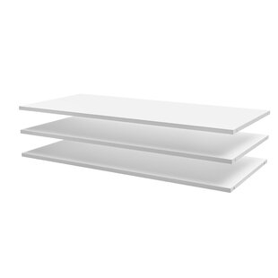 Oneybrook 110cm Shelves By August Grove