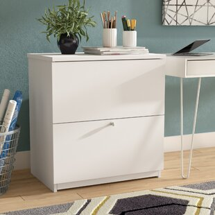 Red Barrel Studio Independence 2-Drawer Lateral filing cabinet