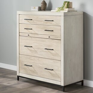 Mistana Drew 4 Drawer Chest